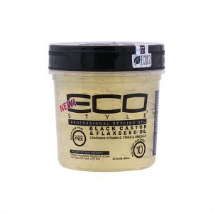 EcoStyle Black Castor Oil Gel
