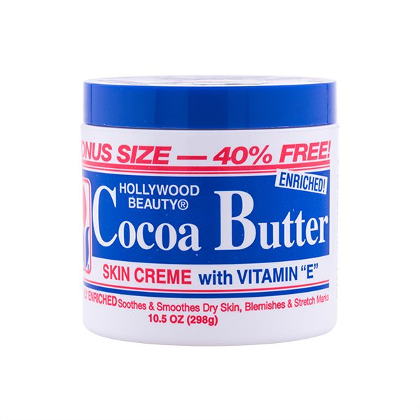 Hollywood Beauty Cocoa Butter Creme