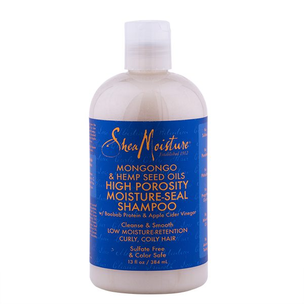 Shea Moisture High Porosity Shampoo