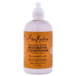 Shea Moisture Raw Shea Butter Conditioner